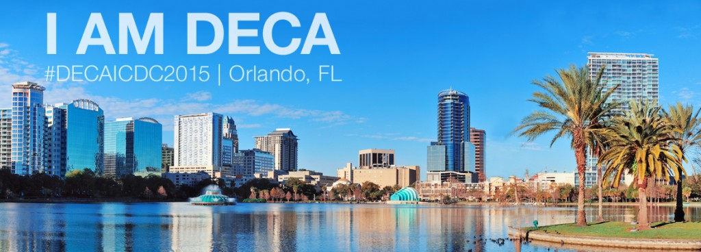 Bellevue DECA will be attending the Collegiate DECA 2015 International Career Development Conference will be held in Orlando, Florida