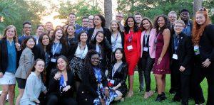 2019 DECA ICDC Bellevue College Team